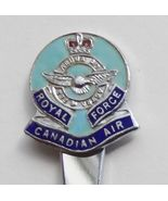 Collector Souvenir Spoon Canada Royal Canadian Air Force Vintage - $14.99
