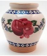 Nicholas Mosse Pottery Small Vase Kilfane Rose Ireland - $47.00