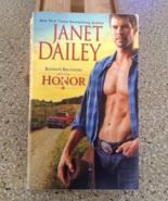 Bannon Brothers Honor by Janet Dailey - $5.00