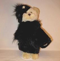 New Berkeley Designs Night On Town Light Brown Plush Bear Fur Coat  Purs... - $7.99