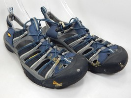 Keen Newport H2 Size US 11.5 M (D) EU 45 Men's Sport Sandals Shoes Navy 1014187