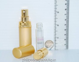 Refillable Atomizer purse spray pocket travel Sample Size Perfume Oil 8ml - $12.61