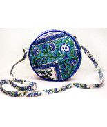 Free Shipping in US - Cotton Canteen-Shaped Jaipur HandBag Handmade with... - $54.99