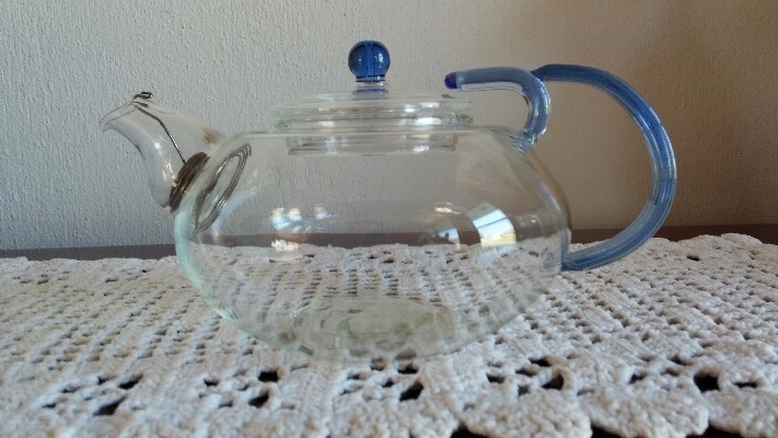 Teavana glass tea pot with strainer teapots - Teavana tea pots ...