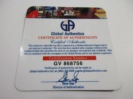 ANDREW MILLER - CLEVELAND INDIANS - HAND SIGNED CUSTOM BASEBALL JERSEY - COA image 6