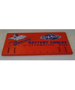 Blue Streak Battery Cable Display - $35.00