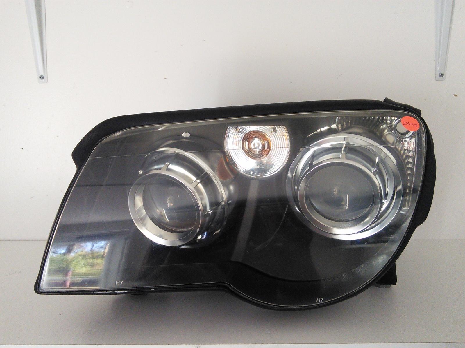 remove headlights 2006 chrysler crossfire service. Black Bedroom Furniture Sets. Home Design Ideas