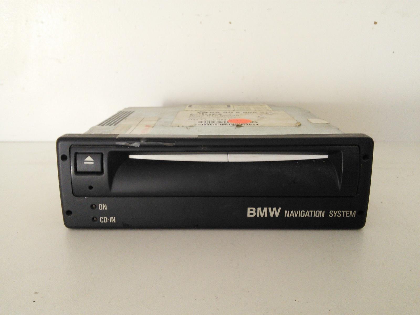 1995 2001 bmw mki remote navigation gps cd player philips drive 65906908311 audio in dash units. Black Bedroom Furniture Sets. Home Design Ideas