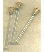 Glass Vial 3 Inch Quantity 11 - $10.87