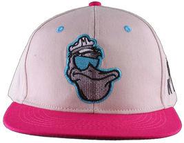 Cousins Miami Cool Pelican Fisherman Captain Palm Tree Snapback Baseball Hat NWT image 10