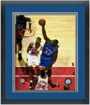 Shaquille O'Neal 1994-95 Orlando Magic - 11x14 Matted/Framed Photo - $43.55
