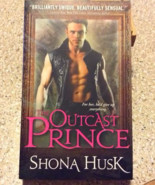 The Outcast Prince by Shona Husk - $5.00