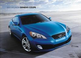 2011 Hyundai GENESIS COUPE sales brochure catalog US 11 2.0T 3.8 - $10.00