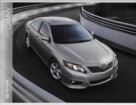 2011 Toyota CAMRY sales brochure catalog 11 US SE XLE HYBRID - $7.00
