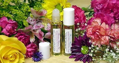 Freesia Soap & Perfume Oil Handmade by Berrysweetstuff.com HANDMADE
