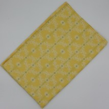 American Girl Molly McIntire Bright Yellow Bed Daisy Print Bedspread Only - $19.99