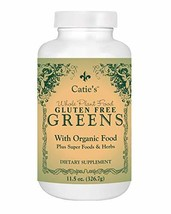 Catie's Organic Gluten Free Greens - Vegan, NON-GMO - Green Super Food f... - $51.91