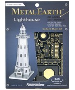 Metal Earth LIGHTHOUSE 3D Puzzle Micro Model - $9.89