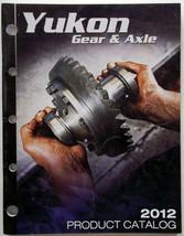 2012 Yukon Gear and Axle Product Catalog Ring & Pinion Tech Talk & Kits - $12.82