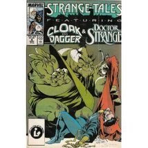 Strange Tales # 6  Vol. 2 [Comic] [Jan 01, 1987] Bill (Writer) ; Blevins... - $3.91