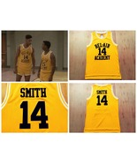 Will Smith #14 Gold Bel-Air Academy Fresh Prince of Bel-Air Jersey (Mesh) - $29.99