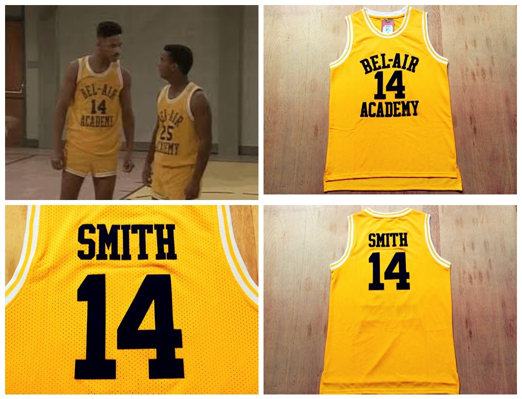 ebeef3384689 Will Smith  14 Gold Bel-Air Academy Fresh and 50 similar items