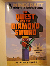 The Quest for the Diamond Sword ( A Minecraft Gamer's Adventure) (Paperb... - $8.00