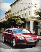 2011 Chevrolet MALIBU sales brochure catalog US 11 Chevy LTZ - $6.00
