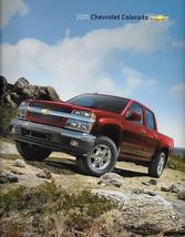 2011 Chevrolet COLORADO sales brochure catalog US 11 Chevy Sport Z71 - $8.00