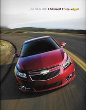 2011 Chevrolet CRUZE sales brochure catalog US 11 Chevy LS LT LTZ Eco - $6.00