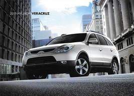 2011 Hyundai VERACRUZ sales brochure catalog US 11 GLS Limited - $6.00