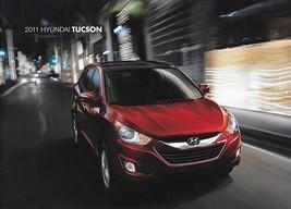 2011 Hyundai TUCSON sales brochure catalog US 11 GLS Limited - $6.00