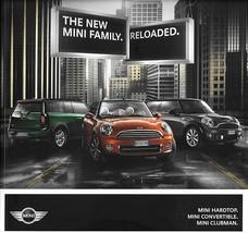 2011 Mini COOPER deluxe brochure catalog US 11 S hardtop Clubman convert... - $12.00