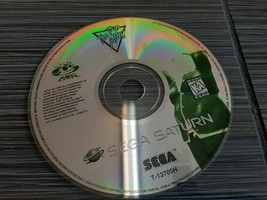 Ten Pin Alley (Sega Saturn, 1997) Game Disk Only - Tested!! - $26.99 CAD