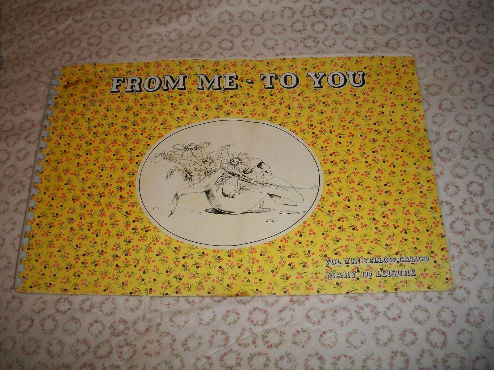Mary Jo Leisure From Me To You Books