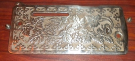 Singer 128 Face Plate #8361 Grapes w/2 Mounting Screws Nice Condition - $15.00