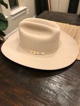 Stetson El Presidente Los Jugres Del Norte Hat Collection 7 1/8 (57) Mad... - $593.99