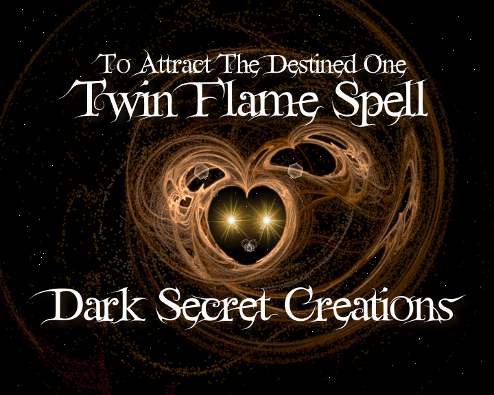 Twin flame spell