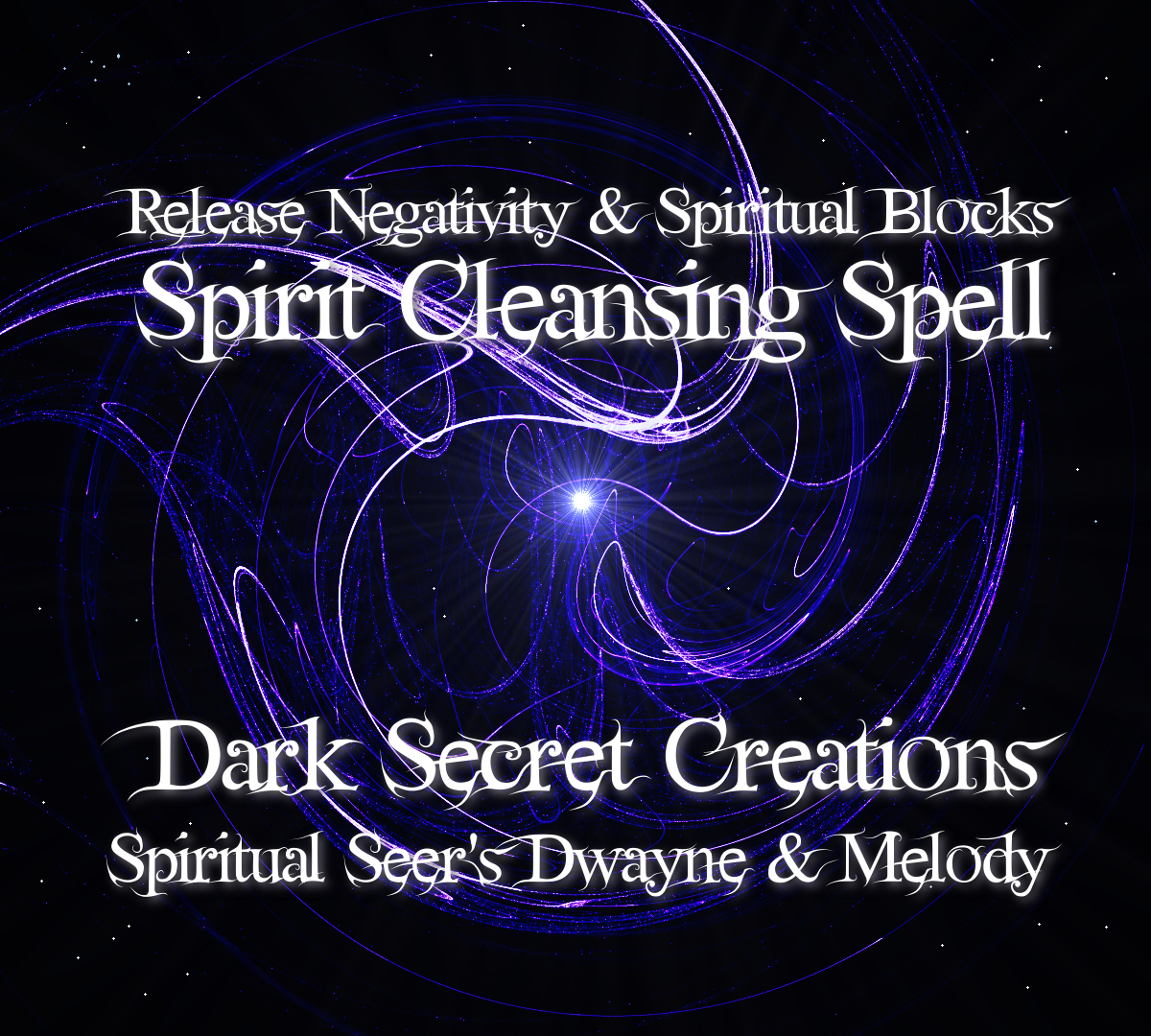 Spirit cleansing