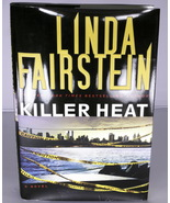 2008 First Edition, First Printing Hardcover Book - Killer Heat by Linda... - $3.95