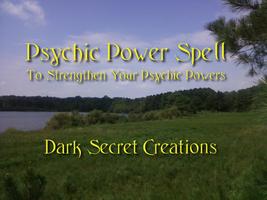 Psychic power spell thumb200