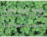 Celtic luck spell thumb155 crop