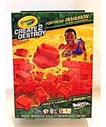 Crayola Create 2 Destroy Fortress Invasion Catapult Catastrophe Morphix ... - $8.00