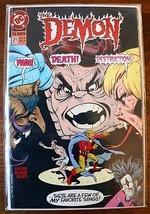 "The Demon #21 (Mar 1992, DC) Comics ""NICE COPY""(NM) Books-Comic-Old-Vint... - $4.99"