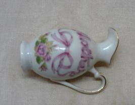 Vintage Miniature Porcelain MOTHER Pitcher/Vase // Decorative Collectibl... - $4.00