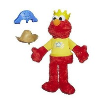 New Playskool Elmo Singing Talking Costume Toy Interactive Play Plush Do... - $32.86