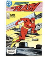 The Flash #1 1987 1st Wally West title  DC Comics VF/NM - $25.22