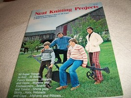 Neat Knitting Projects Book - $15.00