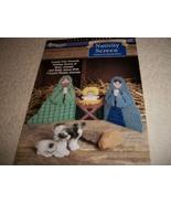 Plastic Canvas Christmas Nativity Pattern - $5.00