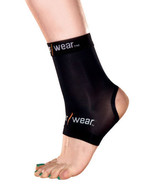 Copper Wear Ankle Medium Compression Sleeve SHIPS SAME DAY plantar fasci... - $18.52